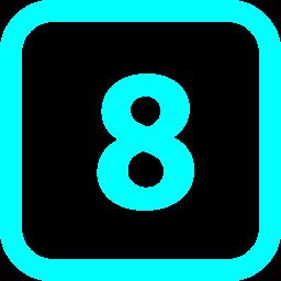 number-8-256
